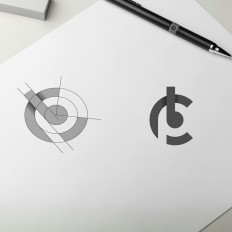 CPB negative space proposal to client by lelevien on Inspirationde
