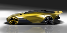 Car rendering! on