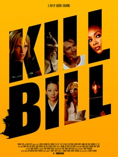 Kill Bill Poster on Inspirationde