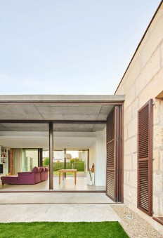 It's Carnatge House / Honey Architects on Inspirationde