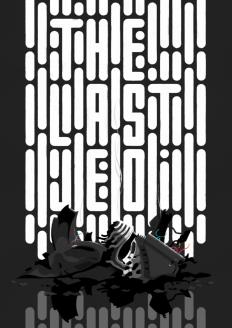 The Last Jedi Poster Design on Inspirationde