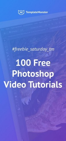 100 Free Photoshop Video Tutorials on Inspirationde