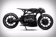 Barbara BMW R80 Black Mamba Motorcycle | Uncrate