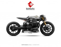 barbara motorcycle ghost dog - Recherche Google