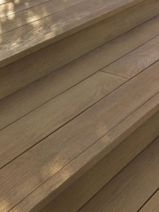 Millboard Square Edging