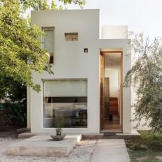 Casa Besares by Arquinoma on Inspirationde