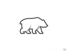 Polar bear by Sandro laliashvili on Inspirationde