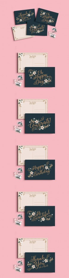 Monaco Greeting Cards on Inspirationde