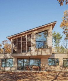 Long Reach Retreat by Kaplan Thompson Architects on Inspirationde