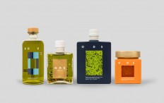 The Dieline Awards 2018: ODE Fine Foods — The Dieline | Packaging & Branding Design & Innovation News