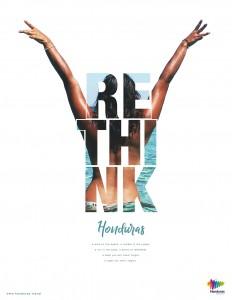 Rethink Honduras Print Campaign on Inspirationde