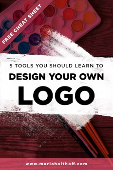 5 Tools You Should Learn to Design Your Own Logo on Inspirationde