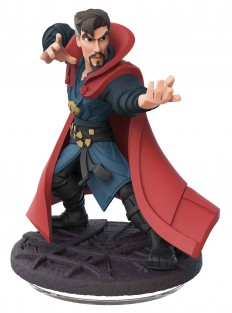 ArtStation - Dr. Strange - Disney Infinity - Toy Sculpt - Cancelled, Ian Jacobs