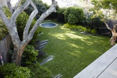 Australian Landscape Architect William Dangar at Home in Sydney: Downsizing a House to Expand the Garden
