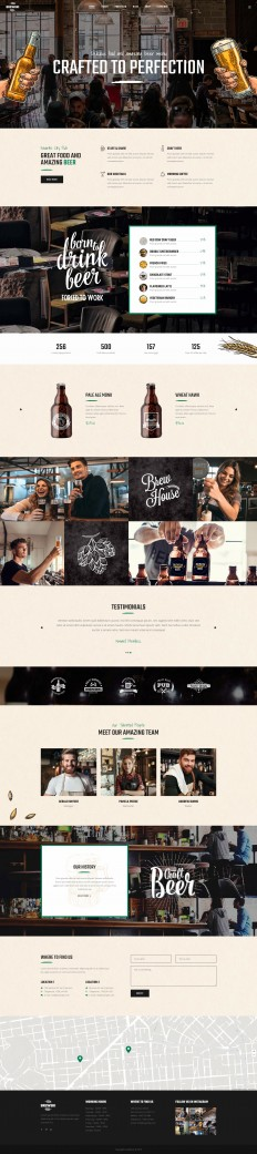 Brewski - A Pub and Brewery on Inspirationde