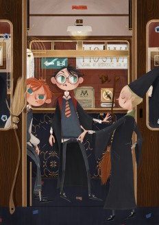 Harry Potter and the missing portfolio [Pt.I] on