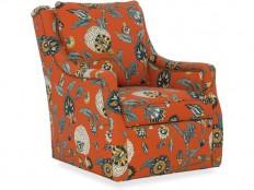 Sam Moore Living Room Kale Swivel Chair 1838 - Sam Moore - Bedford, VA