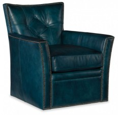 CC Conner Swivel Club Chair - Accent Chairs - Chairs - Seating - Furniture