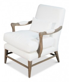 Palmer Chair Bella White - Accent Chairs - Chairs - Seating - Furniture