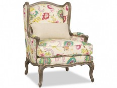 Kelsea Wing Chair - Living Room Chairs - Chairs - Seating - Furniture