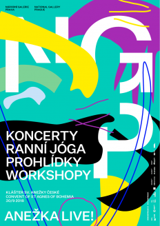 National Gallery Prague – Visual Identity on Inspirationde