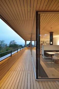 House Weinfelden by k_m architektur on Inspirationde