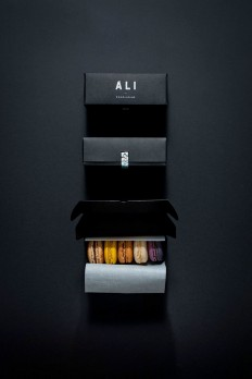 Ali. Luxury chocolate brand on Inspirationde