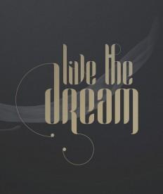 Pandora Display font on Inspirationde