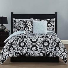 Studio 17 Helena Reversible Comforter Set - Bed Bath & Beyond