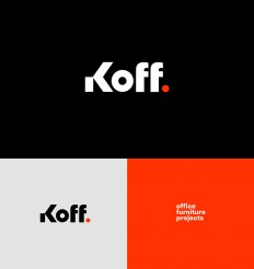 Koff. | Graphic ID & Branding on Inspirationde