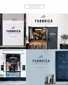 La Fabbrica - Brand Image - New Shop's Concept on Inspirationde