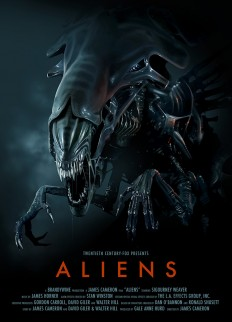 Aliens by Brian Taylor on Inspirationde