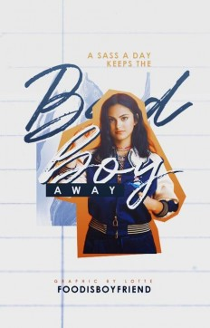 A SASS A DAY KEEPS THE BAD BOY AWAY BY FOODISBOYFRIEND on Inspirationde