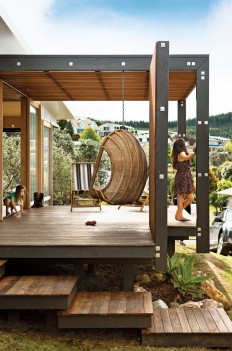 Students Pass Their Class by Building a House in New Zealand on Inspirationde