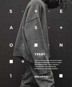 Adidas Originals x Kanye West YEEZY SEASON 1 on