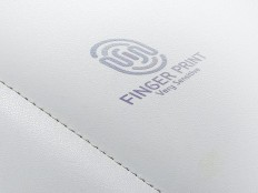 Fingerprint Logo Design on Inspirationde