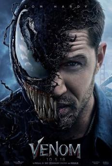 Movie Posters : Venom (2018) on Inspirationde