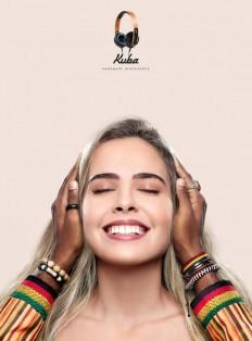 Kuba Audio Print Advert By Agencia3: Reggae Hands on Inspirationde