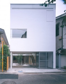 ALICE Junichi | ALX (ARCHITECT LABEL Xain) | Ikedayama House on Inspirationde