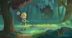 ArtStation - The Legend of Zelda: Breath of the Wild, YC 3