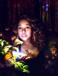 How to Create a Forest Self-Portrait Photo Manipulation in Adobe Photoshop on Inspirationde