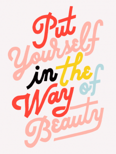 Hand Drawn Type by Maddy nye on Inspirationde