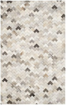 Rug STL183A - Studio Leather Area Rugs by Safavieh