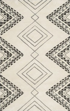 CSB301A Rug from Casablanca Wool Polyester Viscose by Safavieh | PlushRugs.com