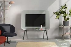 A Television Unit That's Inspired by Nature | Yanko Design