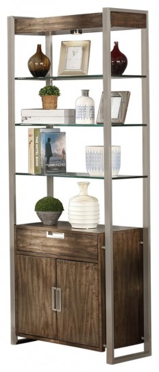 Soho Bookcase - Transitional - Bookcases - by Turnkey Products LLC