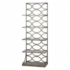 Lashaya Silver Etagere - Etageres - Shelving & Storage - Furniture