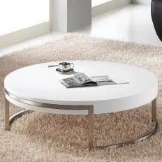 Whiteline Imports Ross Coffee Table & Reviews | Wayfair