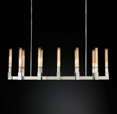 Cannele Linear Chandelier 55""