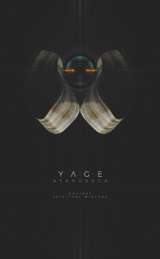 YAGE | Spiritual Physic by Metric72 / on Inspirationde